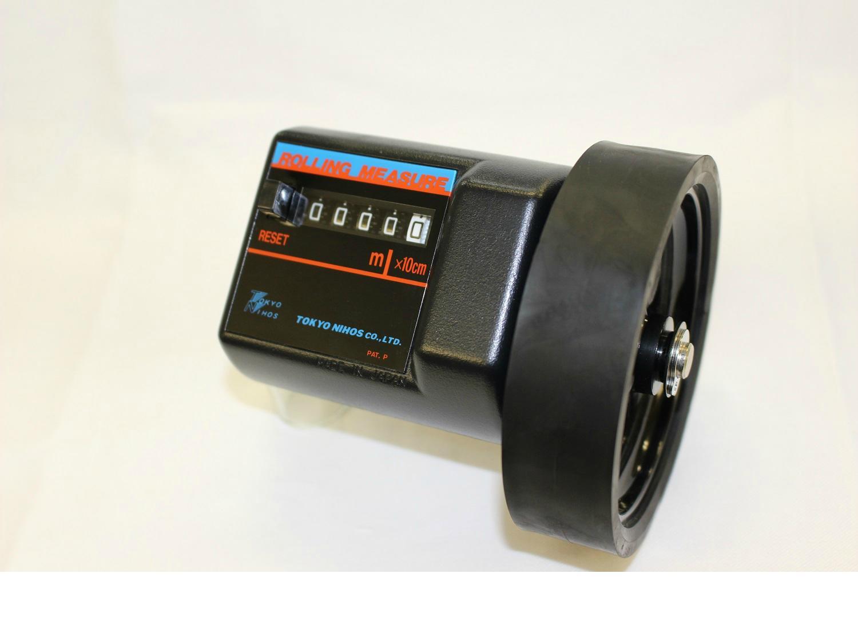 長さ計測器 ローリングメジャーIR-101M(一輪タイプ) 長さ計 測定器カウンタ 【送料無料】