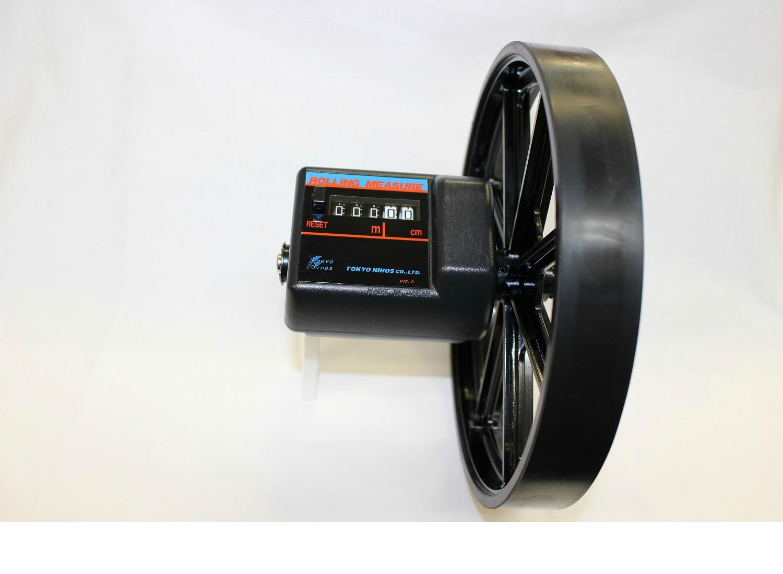 長さ計測器 ローリングメジャーIR-201C(一輪タイプ) 長さ計 測定器カウンタ 【送料無料】