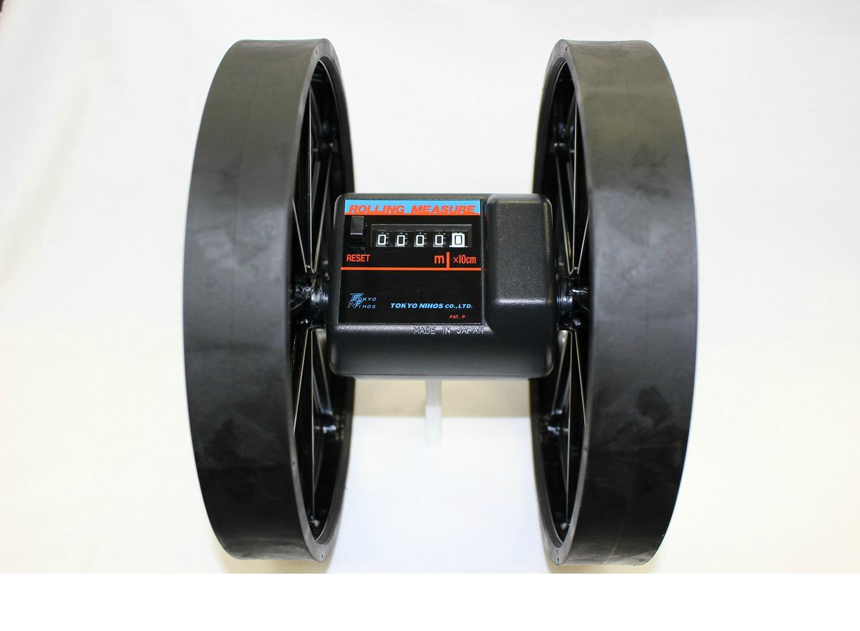長さ計測器 ローリングメジャーIR-202M(二輪タイプ) 長さ計 測定器カウンタ 【送料無料】