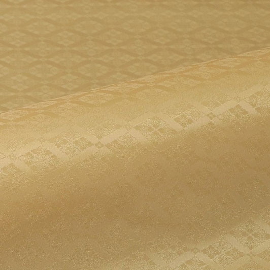 50cm単位のカット販売 金襴布の裏地などに和柄 新作製品、世界最高品質人気! 生地 布 本物 和柄生地 綸子 りんず 京 花菱文 桑染 通販 和柄 はぎれ コスプレ布 布地 和風 切り売り 50cm単位 インテリア