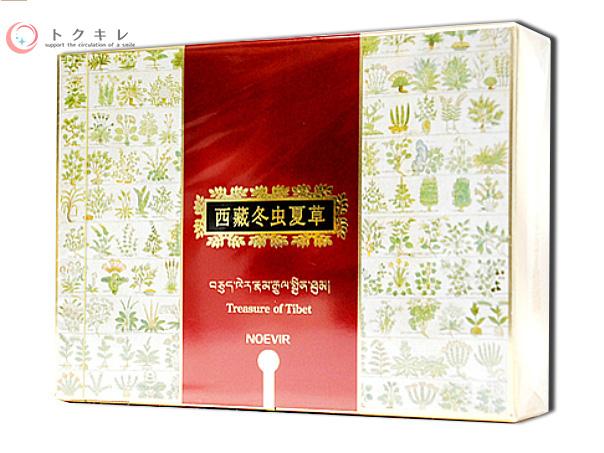 ノエビア 西藏冬虫夏草 (チベットトウチュウカソウ) 30包入