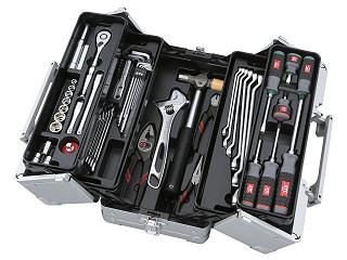 KTC 工具セット(両開きメタルケースタイプ) SK3560W