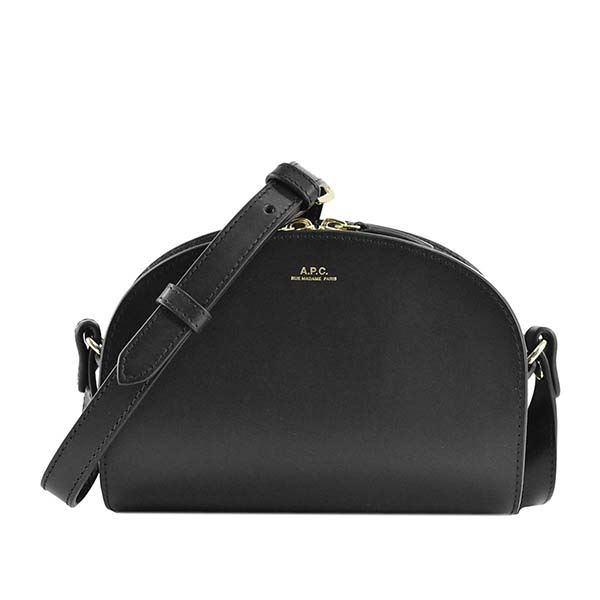 A.P.C.(アーペーセー) ナナメガケバッグ F61392 LZZ NOIR