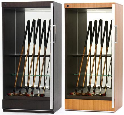 Amcoraggio Interior Golf Golf Club Driver Domestic Storage Cabinets Putter  PT55