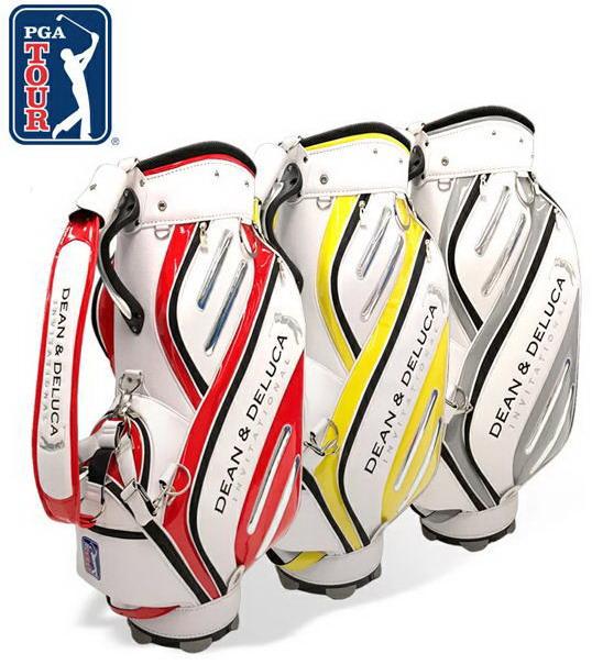 USA PGA TOUR DEAN&DELUCA ディーン&デルーカ キャディバッグ CB-3068, シガチョウ 402662f4
