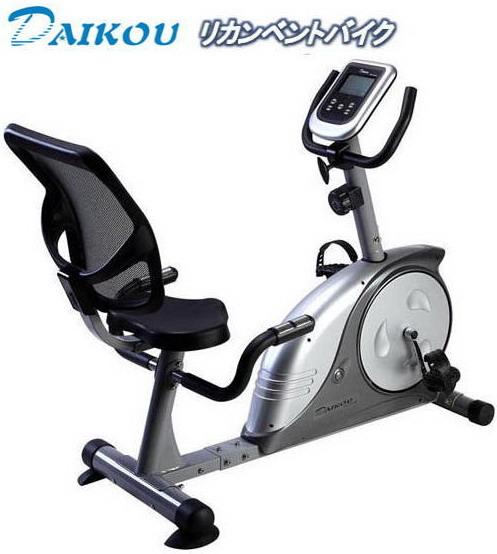 2019人気の ダイコウ/DAIKOU リカンベントバイク DK-8604R DK-8604R, BLUESKY オンラインショップ:28004daf --- neuchi.xyz