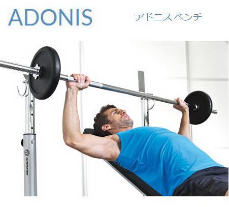 HORIZON フィットネス トレーニングバーラック+ベンチ 2点セット【ジョンソンヘルステックジャパン】