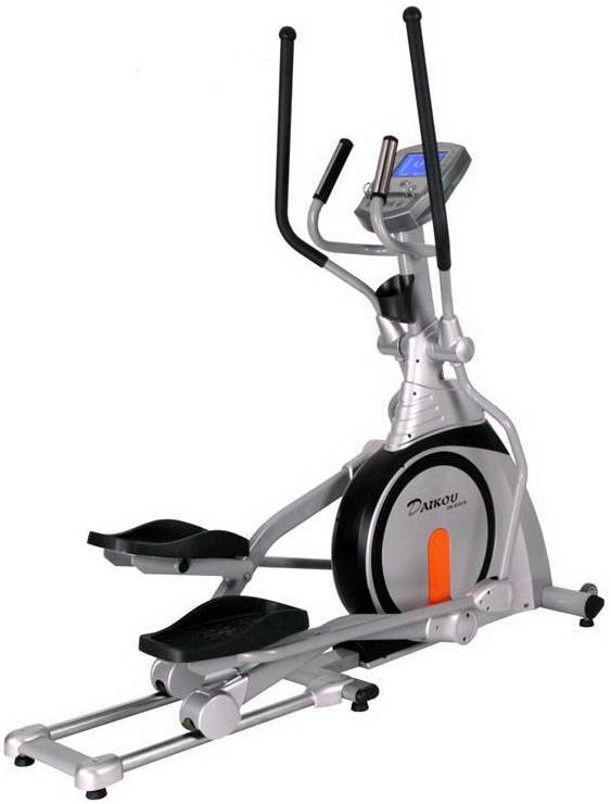 ダイコウ/DAIKOU 準業務用エリプティカルバイクDK-8728TW【ステッパー】【トレーニングバイク】【トレーニングマシン】