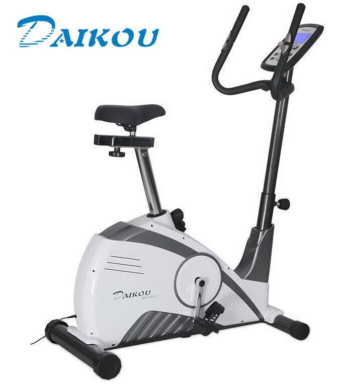 DAIKOU 大広フィットネスバイク 送料無料 組立不要アップライトバイク エアロバイク DK-8702P