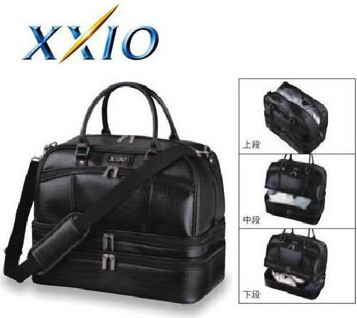 ダンロップ ゼクシオ/XXIO 3段式収納ボストンバッグ GGB-X054