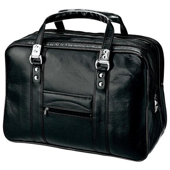 日本製・ウノフク鞄 銀行ボストン 収納力抜群のロックできるビジネスボストンバッグMサイズ 04-0092