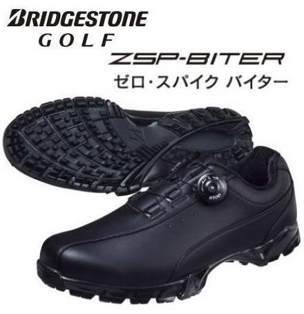 ブリヂストン ゴルフ/BRIDGESTONE GOLF ゴルフスパイクレスシューズ ゼロ・スパイク バイダー SHG580