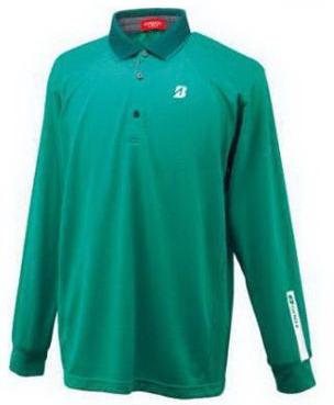 Bridgestone Golf/ブリヂストン ゴルフ 長袖ポロシャツ  IGM04F