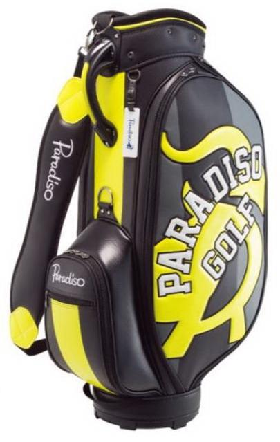 パラディゾ/PARADISO カジュアルデザインモデル キャディバッグ CBA080