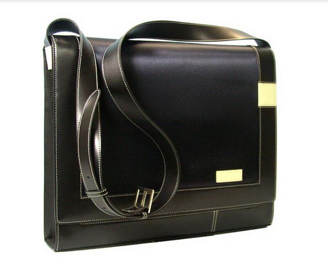 AaronIrvin/アーロン・アーヴィン メッセンジャーバッグ Microfiber Messenger Bag AA-MMB-NV