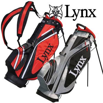 Lynx リンクス スタンドバッグ キャディバッグ LXSB-00