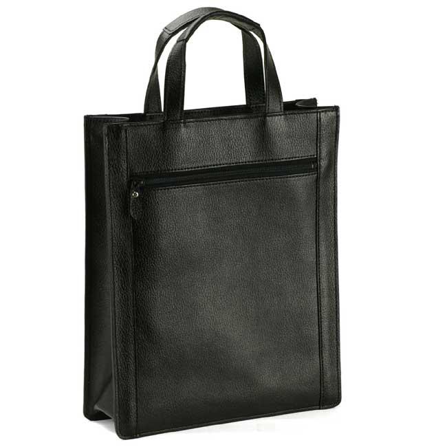 SADDLE/サドル 牛革ソフト書類入れ27cm A4ファイル ビジネストートバッグ 縦型 【平野鞄】26457