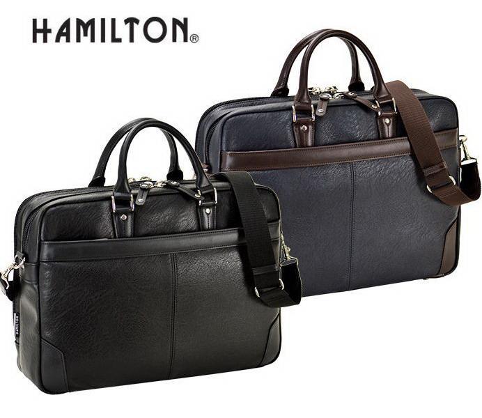 HAMILTON/ハミルトン メンズ ブリーフケース B4 A4 2way  26626