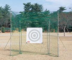 【送料無料-0705】 ゴルフ ネットセット ポール型(カスタムS)M-60