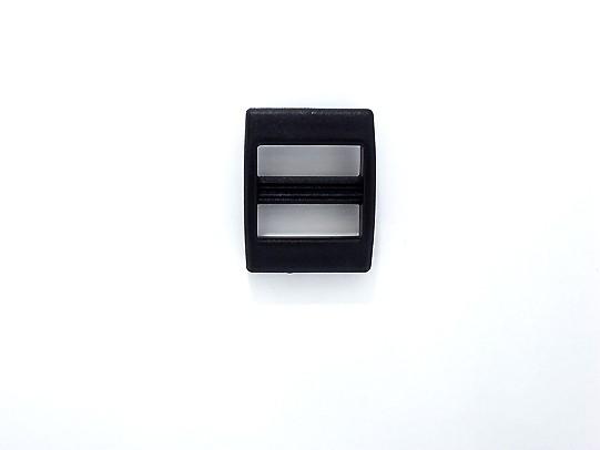 10個セット NIFCO ニフコ セール特別価格 AJ15 プラスチック アジャスター 送料無料 黒 15mm巾用 オンラインショッピング