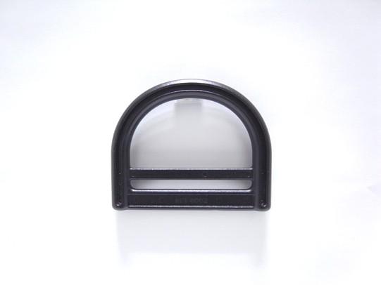 10個セット NIFCO 評価 人気海外一番 ニフコ DBR50 プラスチック Dカン 送料無料 50mm巾用 黒