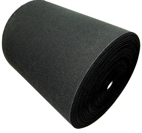 石目 ゴムベルト 巾約300mm 30m 1巻き ブーツなどに使われる広巾ゴム 卸値特価品