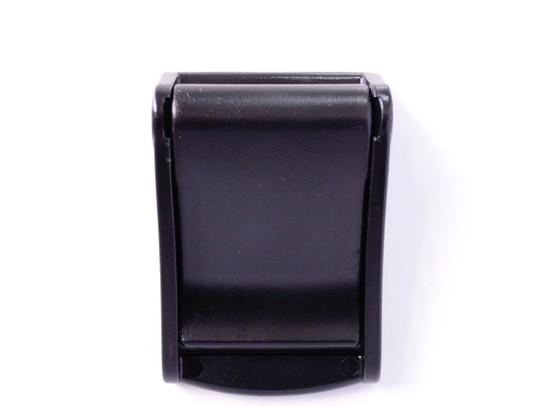 NIFCO ニフコ ST38 プラスチック 黒 38mm巾用 新色追加して再販 バックル ベルトの長さ調節などに 1着でも送料無料