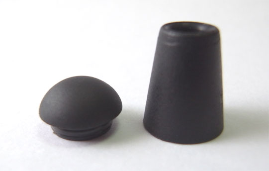 3個セット NIFCO 送料無料限定セール中 ニフコ CS4 お得なキャンペーンを実施中 送料無料 直径約3mm用 コードエンドストッパー プラスチック