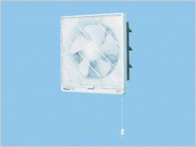 パナソニック台所用換気扇交換式フィルター付き【FY-25PH5】排気:引きひも連動式シャッター