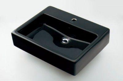 カクダイ DU-0452600800 角型洗面器 【代引不可】