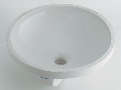 カクダイ DU-0468400000 DU-0468400000 アンダーカウンター式洗面器【代引不可】, 生涯学習のユーキャン:83d13ace --- sunward.msk.ru