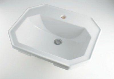 カクダイ DU-0476580000 角型洗面器 【代引不可】