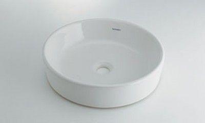 激安挑戦中 見積無料 3万円以上送料無料 du-2321440000販売 保障 カクダイ 代引不可 DU-2321440000 丸型洗面器