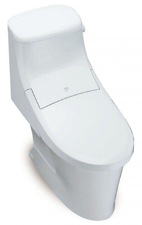 ファッションなデザイン 住宅資材館 【送料無料】LIXIL/INAX アクアセラミック アメージュZA リモデル:得する シャワートイレ [手洗無]床排水-木材・建築資材・設備