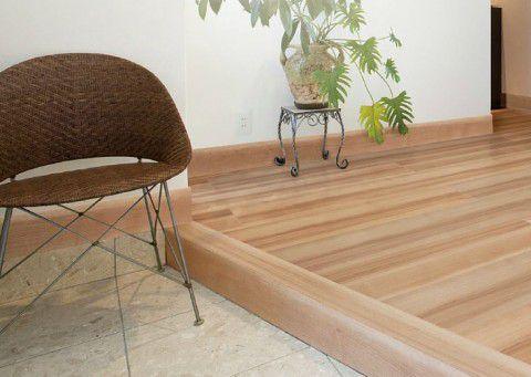 イクタ フロア造作材 9尺巾木 ビンテージフロアー216対応 IH9-VM 【代引不可】
