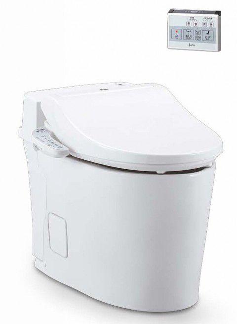 ジャニス工業 タンクレストイレ スマートクリンIII リフォーム用 寒冷地仕様 【SMA8200RGC】