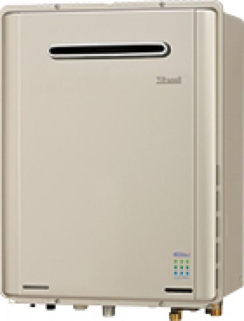 リンナイ スタンダード ガス風呂給湯器 24号 オートタイプ 屋外壁掛型RUF-A2405SAW(B)