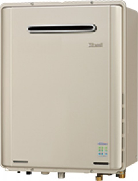 リンナイ エコジョーズ ガス風呂給湯器 16号 オートタイプ 屋外壁掛型 RUF-E1615SAW(A)
