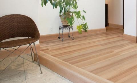 イクタ フロア造作材 6尺巾木 パワフルフロアーREO対応 ツヤなし IH6-851 クリヤーバーチ 【代引不可】