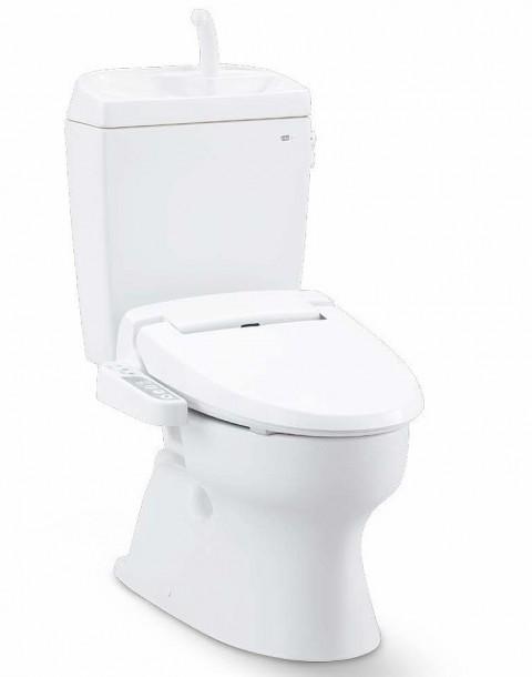ジャニス工業 バリュークリンII 壁用 便座(サワレット590)・手洗いタンク付 寒冷地仕様 【SC8090-PGC+JCS-590DRN-1】
