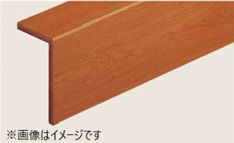 東洋テックス 3mL型上り框 R76対応 室内造作材 C906【代引不可】