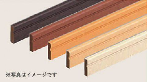 東洋テックス 4m化粧廻り縁 E104 E204 362対応 20本入 室内造作材 TK14【代引不可】