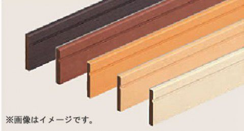 東洋テックス 4m化粧巾木 WP11対応 10本入 室内造作材 TK51【代引不可】