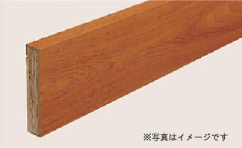 東洋テックス 2m玄関巾木 R77対応 室内造作材 C407【代引不可】