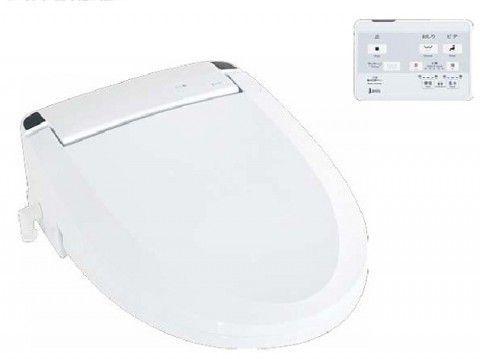 ジャニス工業 サワレット572 温水洗浄便座 リモコン付 電源直結式 【JCS-572ENBS】