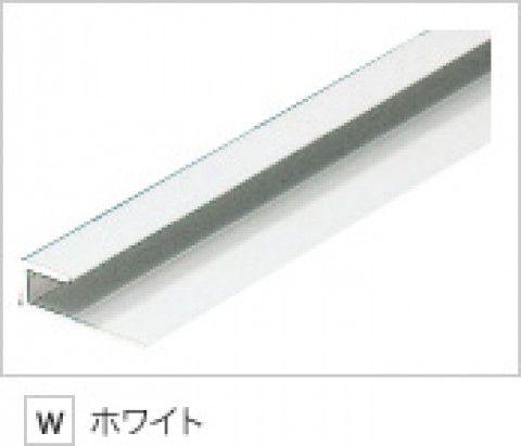 日本デコラックス 樹脂製ジョイナー ホワイト 出隅用パニート造作材 L2730mm JJDW