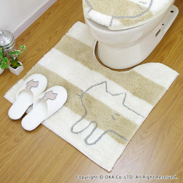 Large Toilet Seat Covers.  Out cat toilet mat cleaning long 3 piece set ft cover TOKUYASU Mat Mart Rakuten Global Market