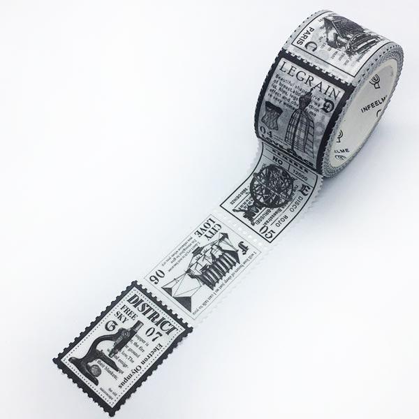 サイエンスマスキングテープ