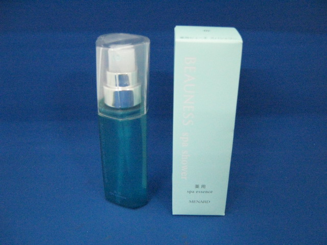 Spa showers S 60 ml MENARD, Menard medicinal Byrne (Menard) [skin care, lotion] [at more than 20,000 yen (excluding tax)] [Rakuten BOX receipt item] [05P01Oct16]