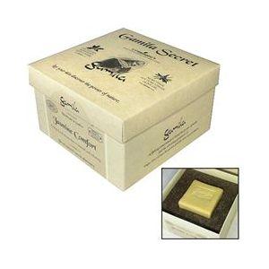 卡米拉秘密 (卡米拉) 茉莉花 115 g [皂、 香皂、 肥皂、 以色列、 最喜欢的艺人,有机] [与 20000 日元 (不含税)]